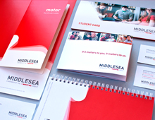 Middlesea Insurance new visual identity