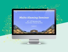 Malta iGaming Seminar – Branding & Website Design