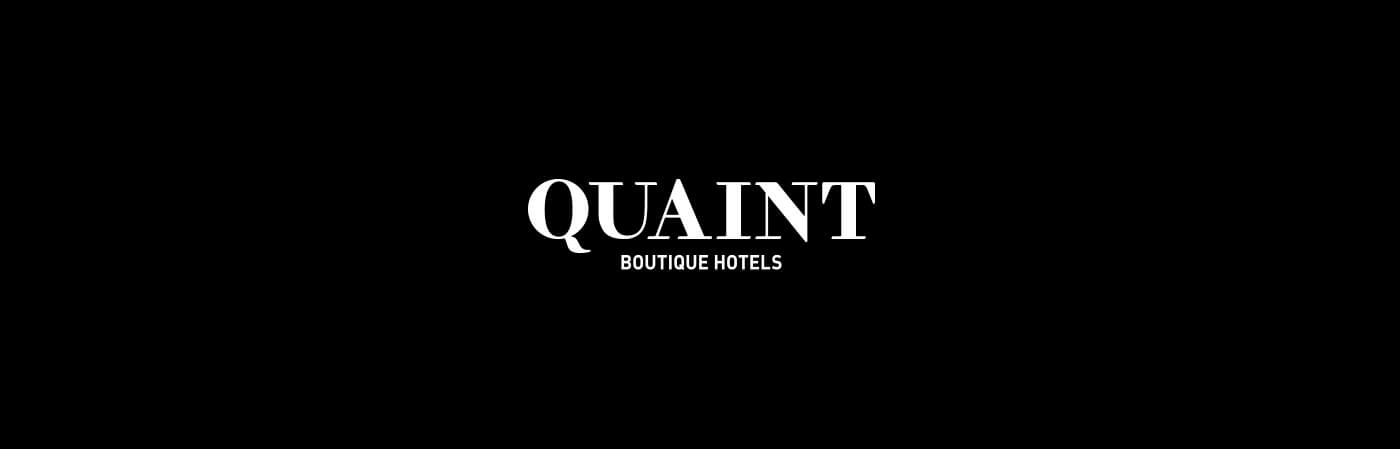 Quaint boutique hotels branding alessandro caselli for Quaint hotel